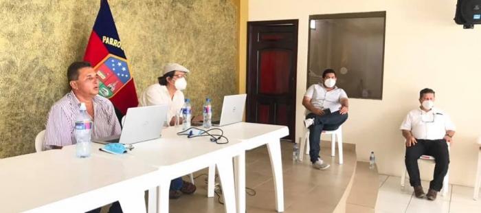 INFORME RENDICION DE CUENTAS CONAGOPARE EL ORO 2019.